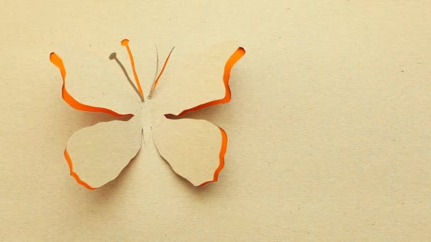 Butterfly origami