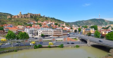 Downtown of Tbilisi