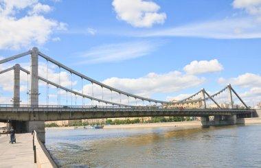 Crimean Bridge, Moscow