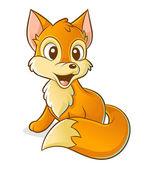 červené mladé fox