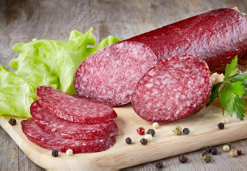 какие тут виды колбасы фото выбор продукции