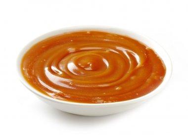 sweet caramel sauce