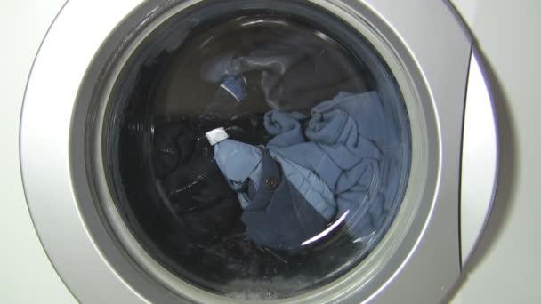 mosógép működik