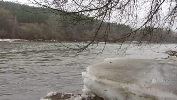 Spring River, timelapse