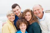 Fényképek családi vakáció élvező