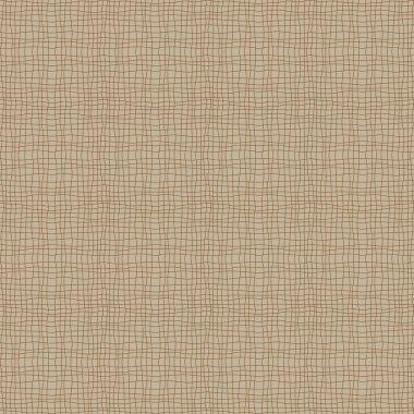 Seamless beige fabric texture