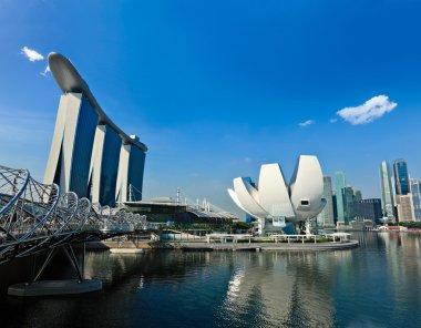 Singapore skyline daytime