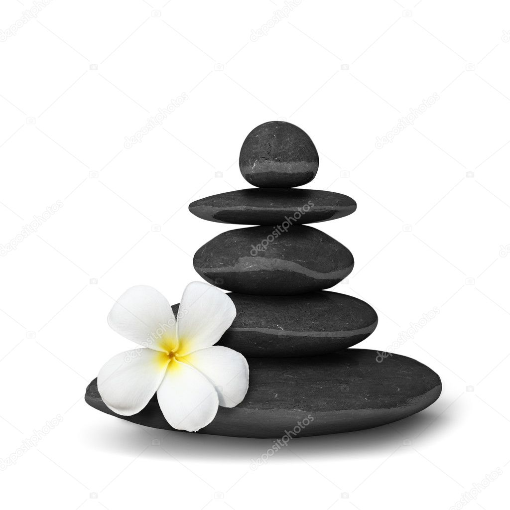Equil 237 Brio De Pedras De Zen Fotografias De Stock