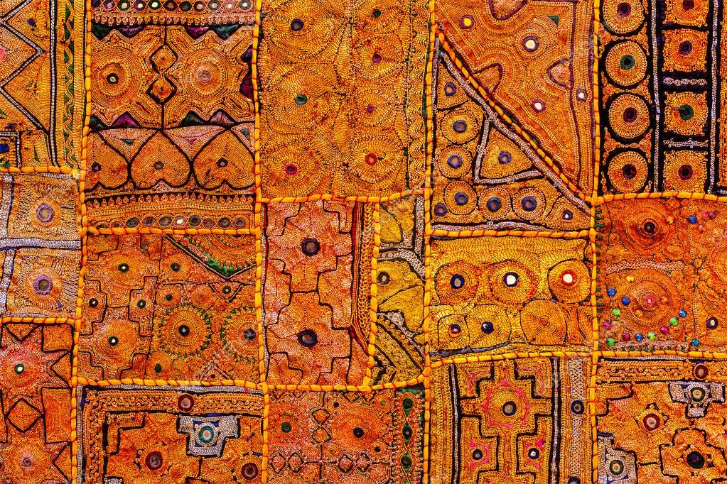 the tradition of textiles in india
