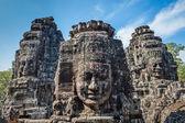 Photo Faces of Bayon temple, Angkor, Cambodia
