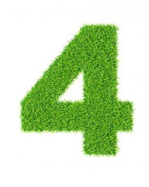 Grass number 4