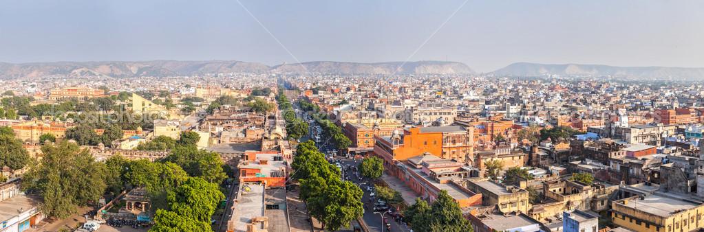 ผลการค้นหารูปภาพสำหรับ Jaipur panorama