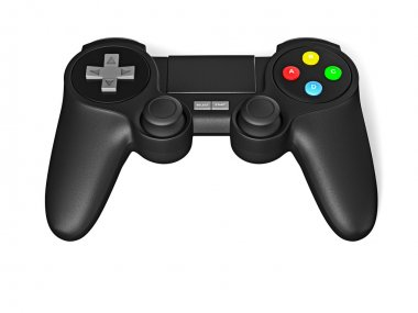 Gamepad joypad for game console