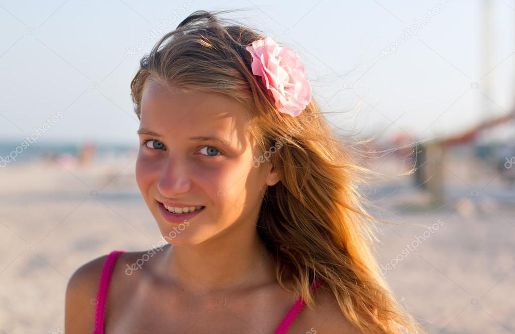 Think, Cute teen girl nonude have