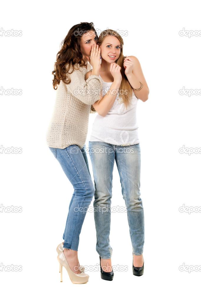 Fotos Viejas Chismosas Mujeres Atractivas Jóvenes Chismosas