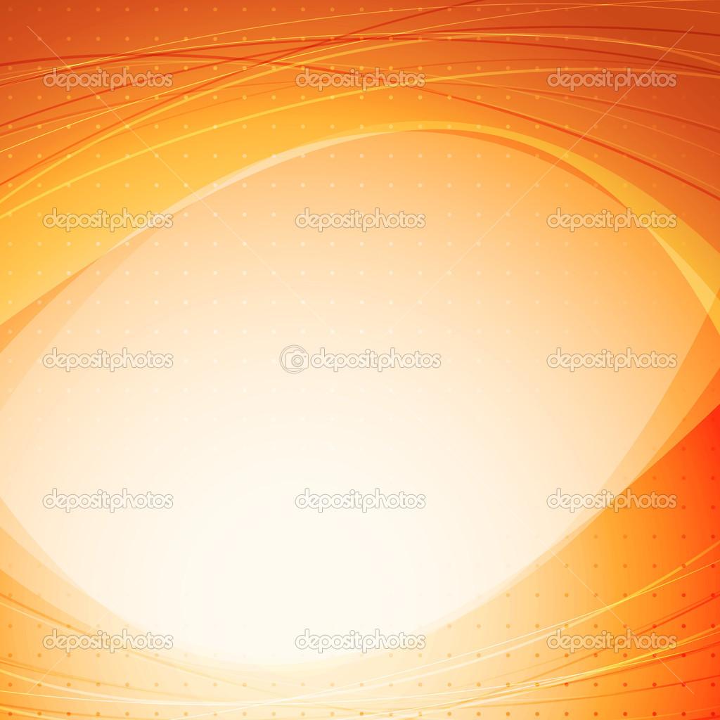 plantilla fondo solar abstracto naranja — Archivo Imágenes ...