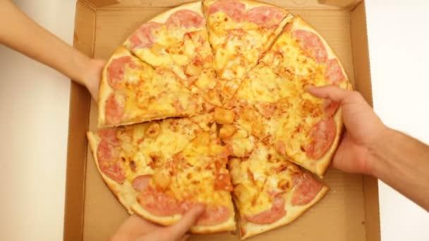 Pizza drapák