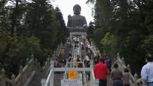 Velký Buddha v Hongkongu