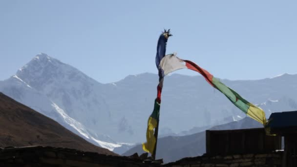 tibeti ima zászlók