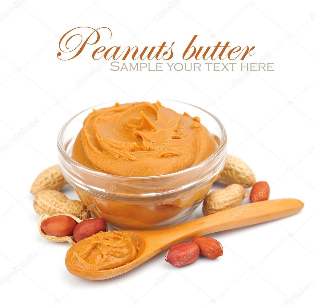 Creamy peanut butter