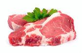 nyers hús