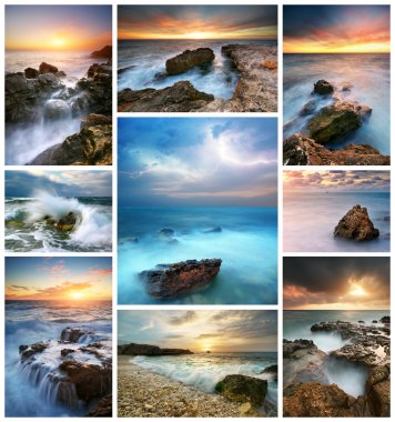 Seascape collection