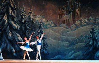 Nutcracker ballet in Lugansk