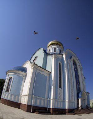 Our Lady of Tenderness temple
