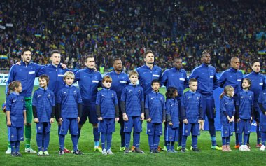 France National football team players