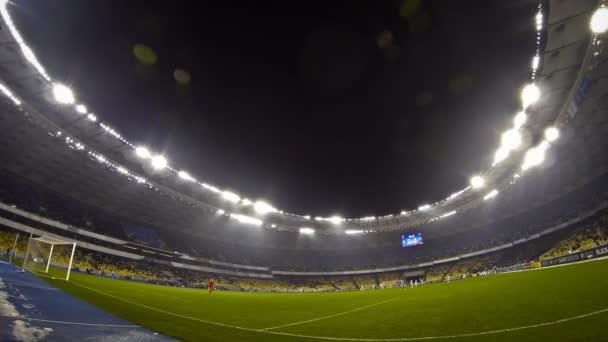 UEFA europa league játék között Gyinamo Kijev és rapid wien