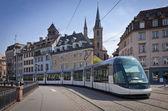Calibratore per allineamento moderno per le strade di Strasburgo, Francia