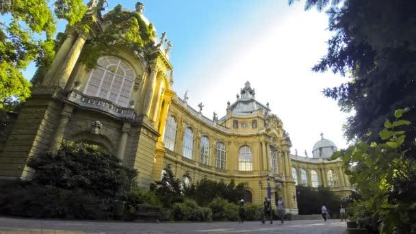 Vajdahunyad vára Budapest