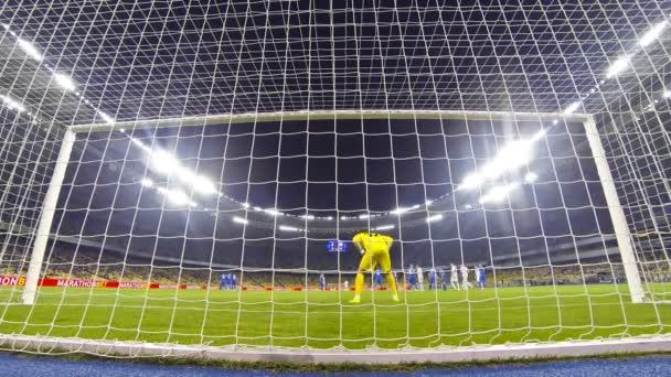 Ukrajina premier league zápas mezi FK dynamo Kyjev a olimpic