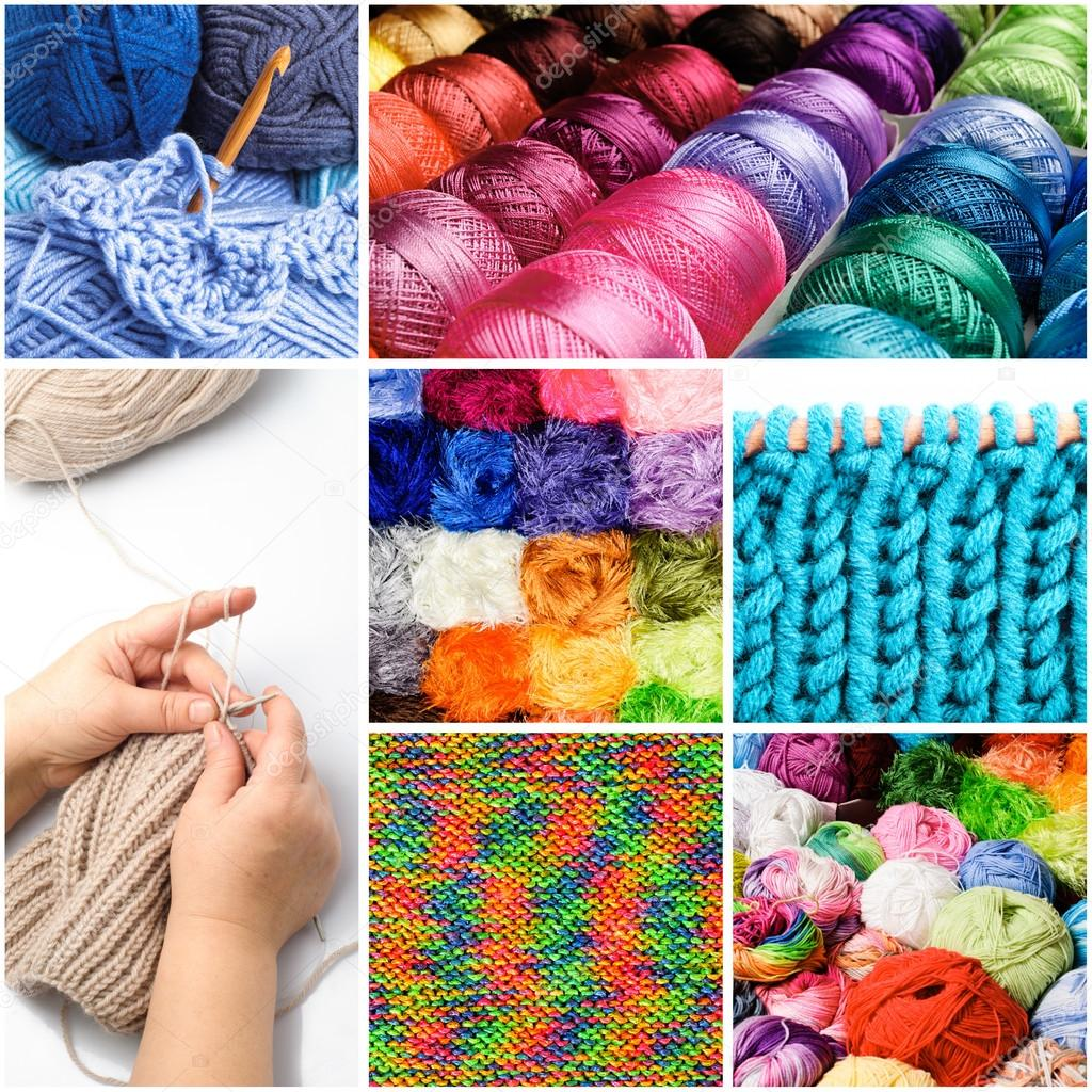 knitting and crochet Most of my experience is with crochet, though i have done some knooking (knitting with a crochet hook), so i have some clue about the structure of knitting and how it works.
