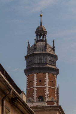 Krakow - a unique architecture in the old Jewish district of Kaz