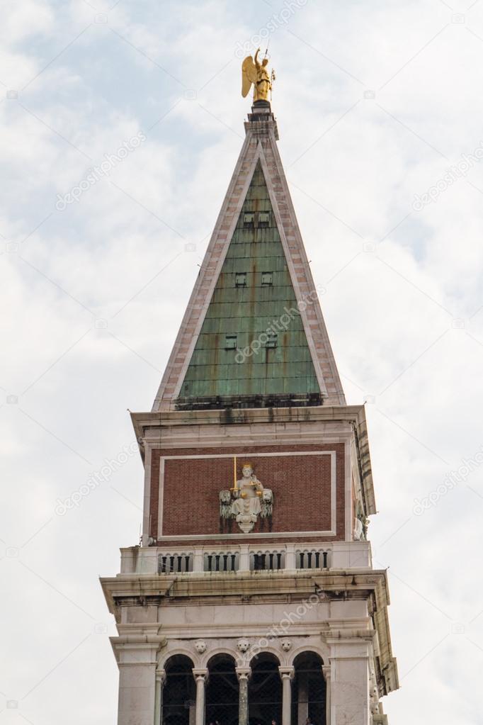 campanile de San Marcos - san campanile di marco en Italiano, el bel ...