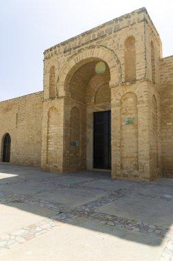 Main Old Moscue in Mahdia Tunisia