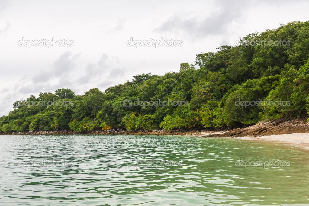 Samet island