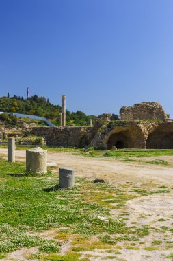 Old Carthage ruins