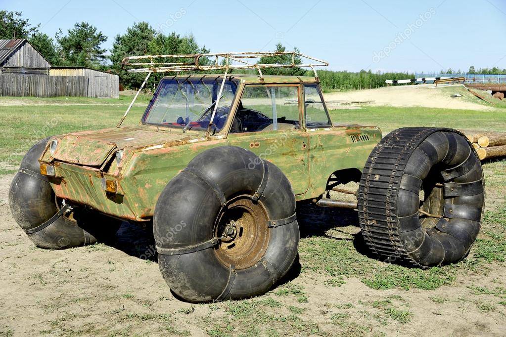 Pics: homemade swamp buggies | Homemade
