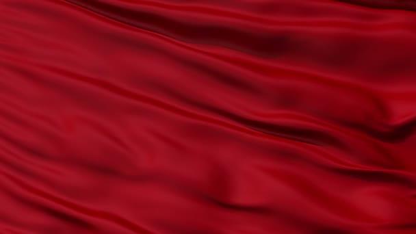 plyšové červené romantické látky pozadí, bezešvé smyčka
