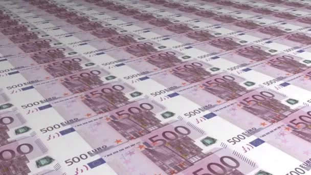 Úhlopříčka pozadí více 500 euro bankovky