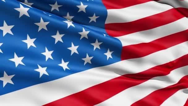 Integetett zászló Amerikai Egyesült Államok