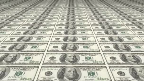 American Dollars Counterfeiting Or Printing