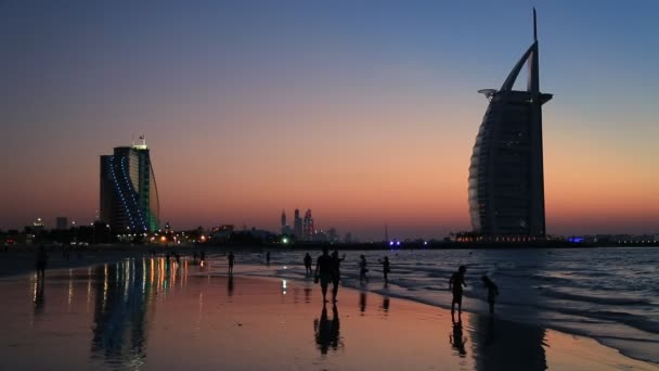 The worlds first seven stars luxury hotel Burj Al Arab