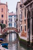Velký kanál v Benátkách, Itálie