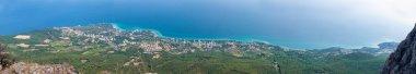 Yalta beach. Black Sea, Ukraine