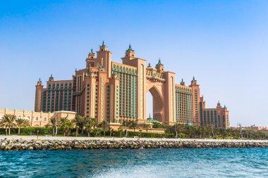 The Palm Hotel in Dubai