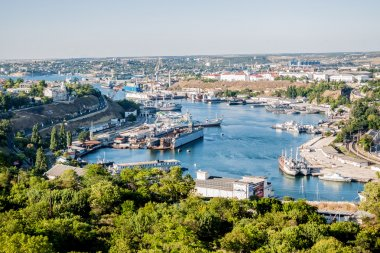 Port of Sevastopol. Ukraine, Crimea