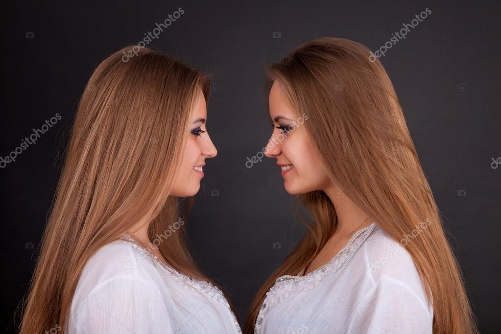 Schwarze Zwillinge